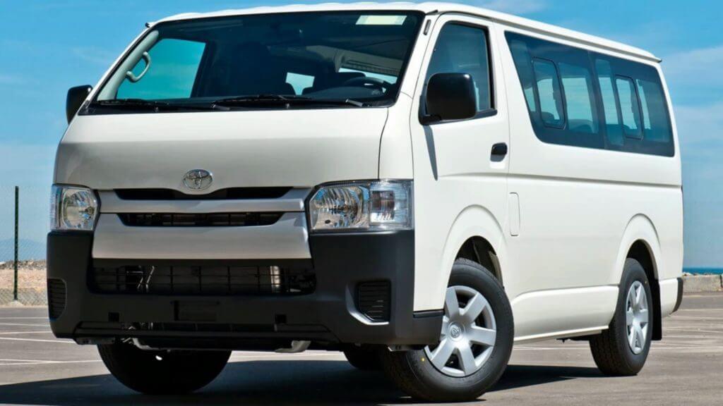 Quinta Geração do Toyota Hiace
